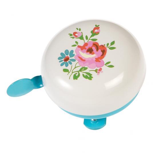 La Petite Rose Floral Bike Bell