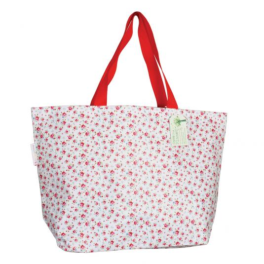 Floral shopping and beach bag - La Petite Rose