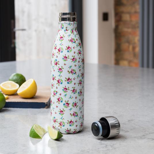 La Petite Rose stainless steel bottle 500ml capacity