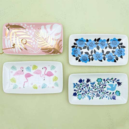 Jewellery Plates