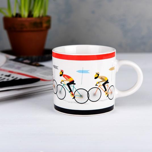Le Bicycle Mug