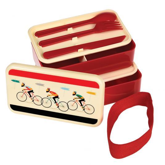 Le Bicycle Adult Bento Box