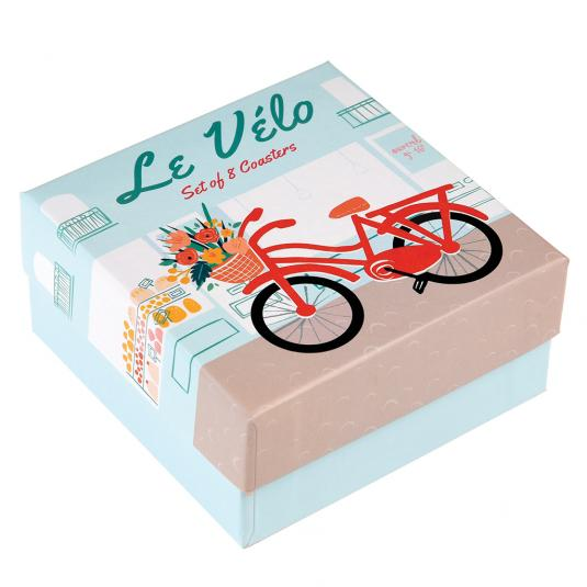 Le Velo Coasters