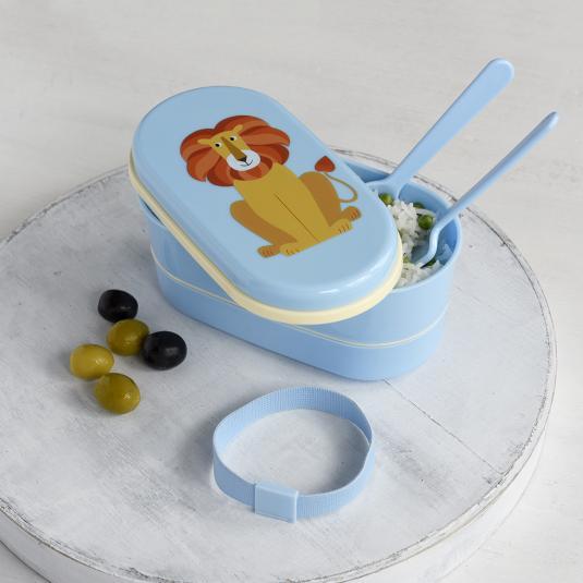 Lion Bento Box