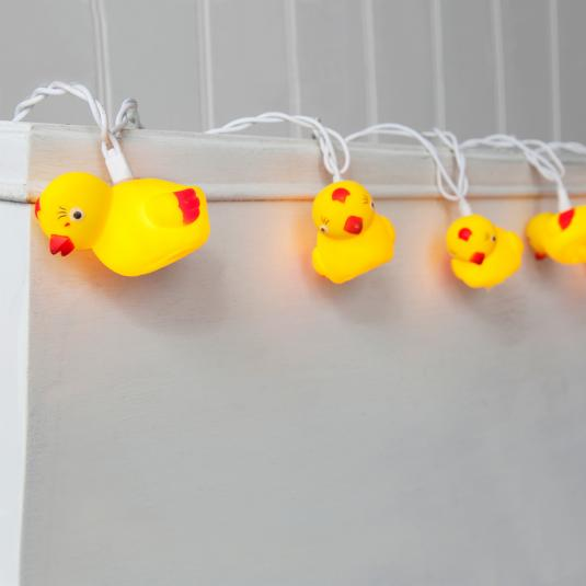 Little Chick Lights With Bs 3 Pin Plug