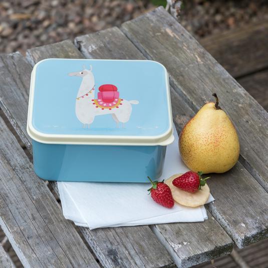 Llama lunch box for adults