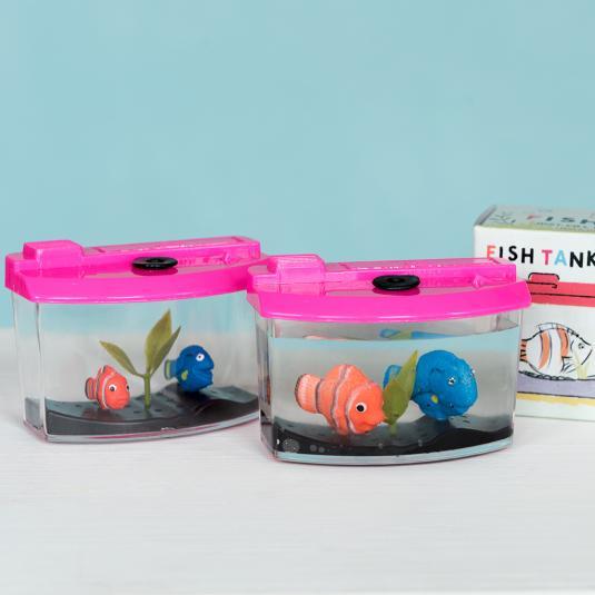 Magic Fish Tank in a Gift Box