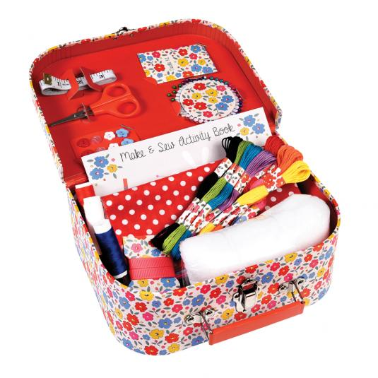 Craft kit in a gift box