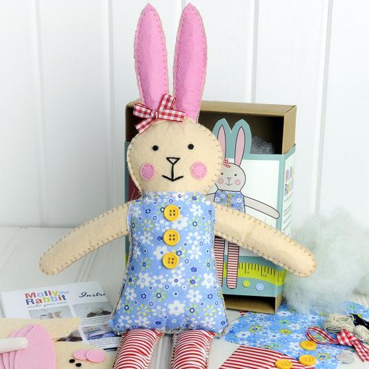 Make Your Own Rabbit Craft Kit