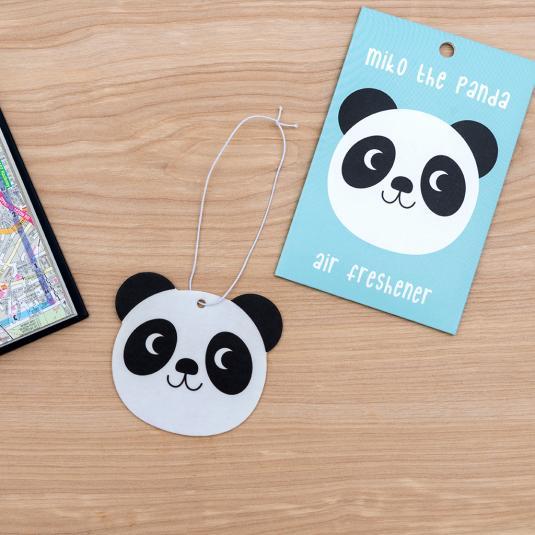 panda shaped car air freshener