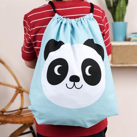 Panda children's bag