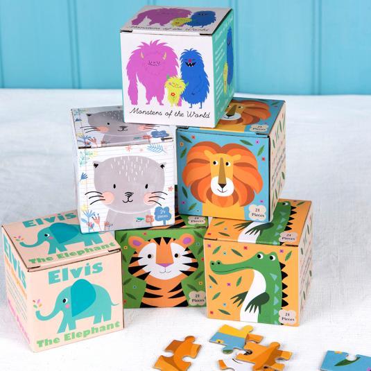 Kids Mini Puzzles