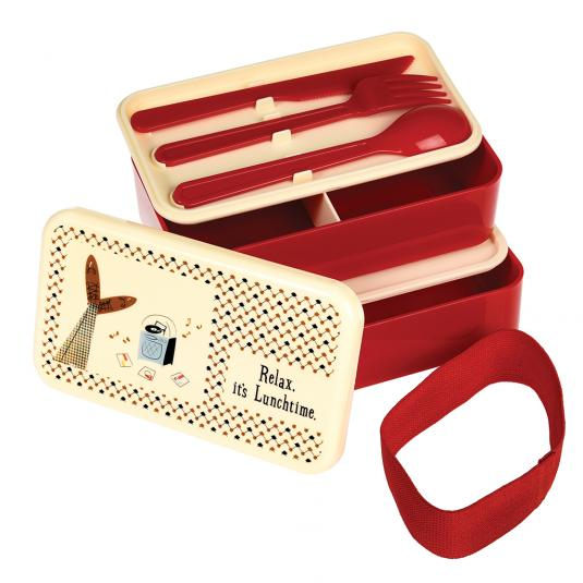 Modern Man Adult Bento Box for men