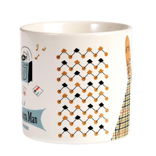 Modern Man Mug
