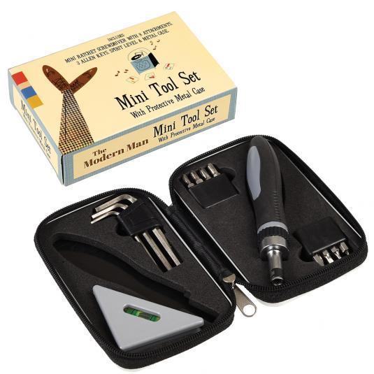 Modern Man Miniature Tool Kit