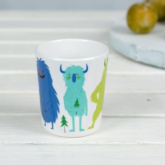 Small melamine beaker for kids