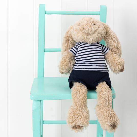 Ollie bunny cuddly toy