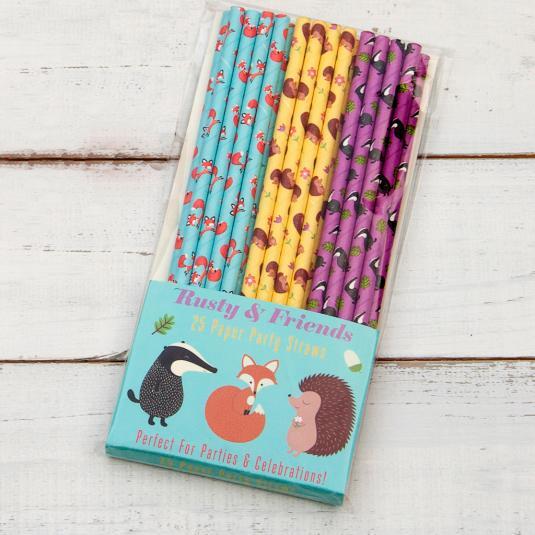 kids Paper Straws