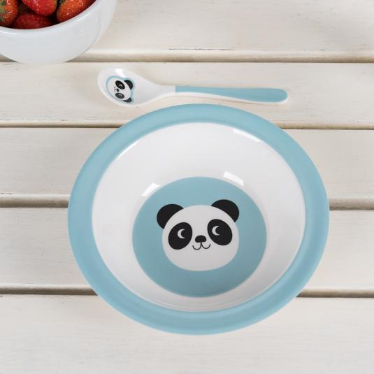 Miko The Panda Melamine Bowl