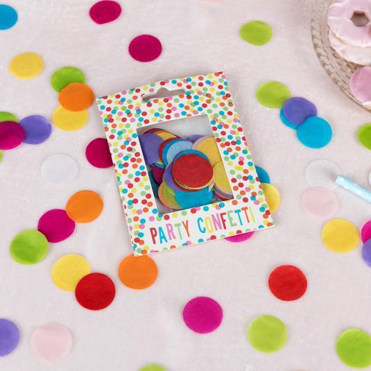 Large Colourful Confetti