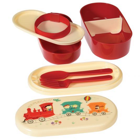 Party Train Bento Box