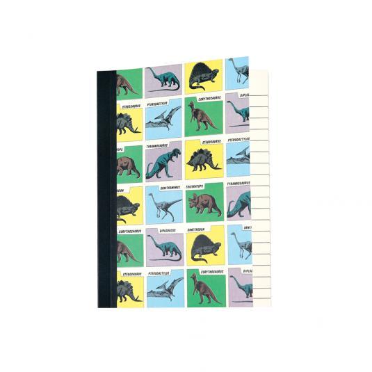 Prehistoric Land A6 Notebook