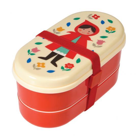 Red Riding Hood Kids Bento Box