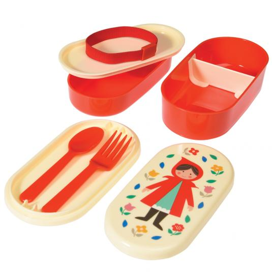 Little Red Riding Hood Bento Box