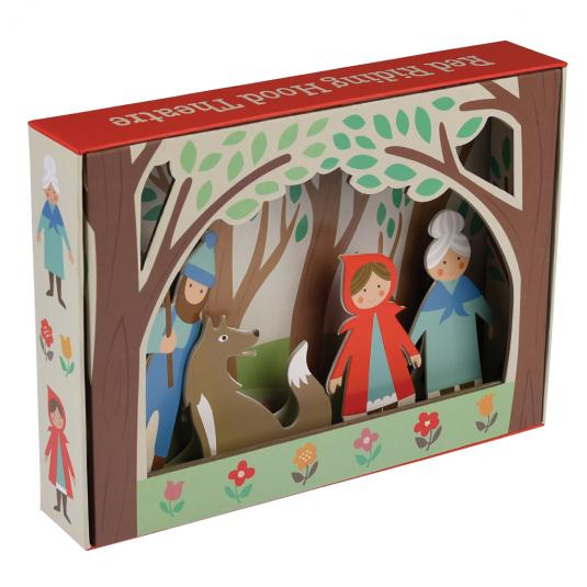 Red Riding Hood Puppet Theatre