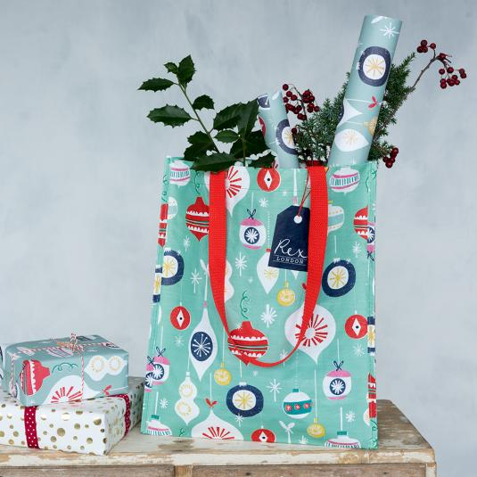 Christmas Shopping Bag Jolie Noel