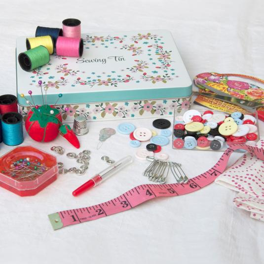 Rose Hip Deluxe Sewing Kit
