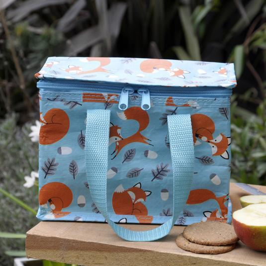 Rusty The Fox Design Cool Bag