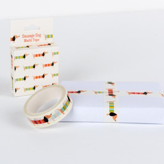 Sausage Dog Washi Tape