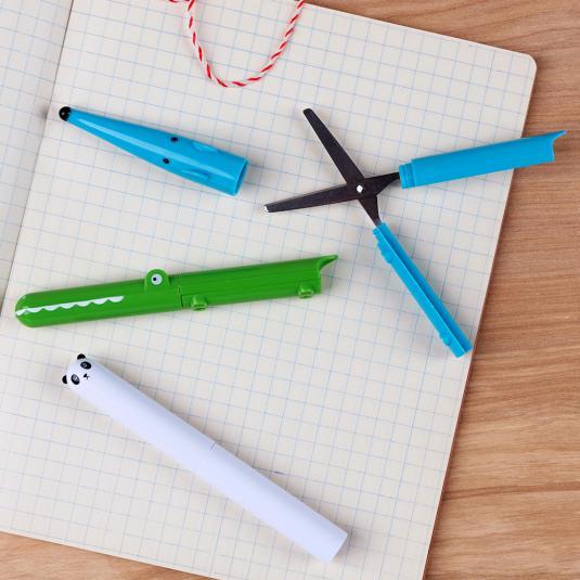 Animal Children's Scissors