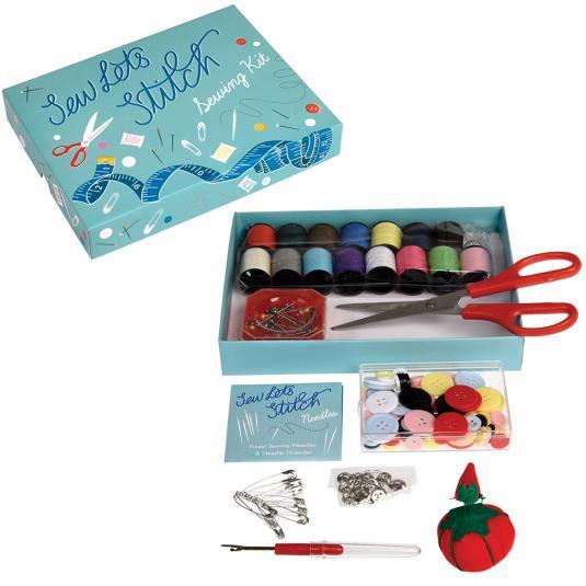 Boxed Sewing Kit
