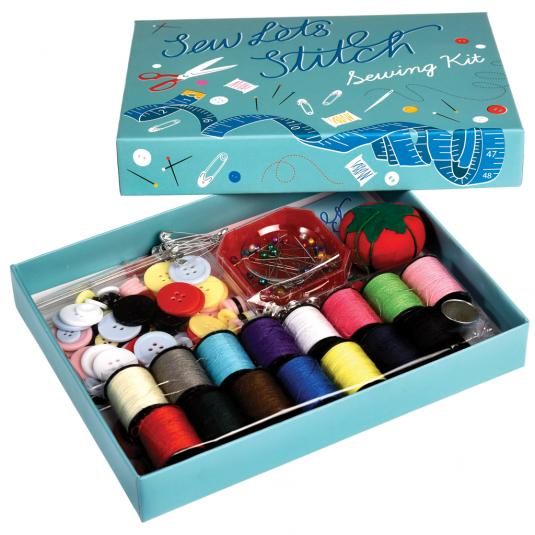 Sewing essentials - giftboxed