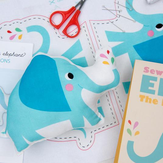 Make Your Own Elvis The Elephant Kit