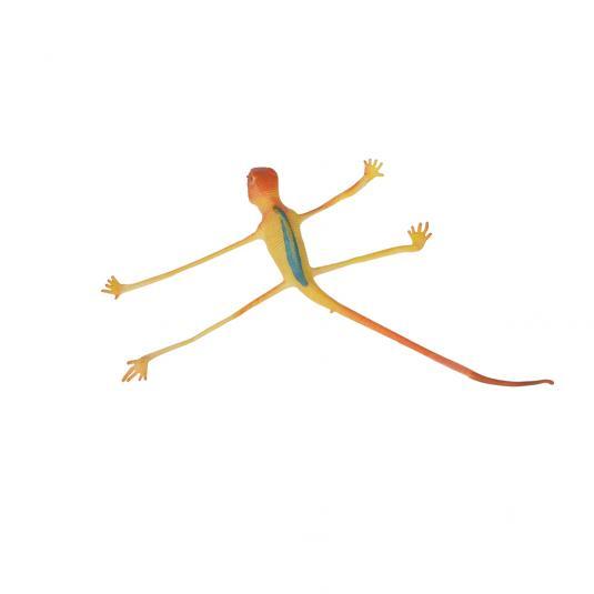 Stretchy Yellow Gecko