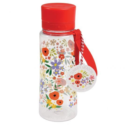 Summer Meadow Design Water Bottle
