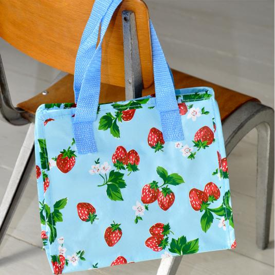 Summer Strawberry Design Charlotte Bag