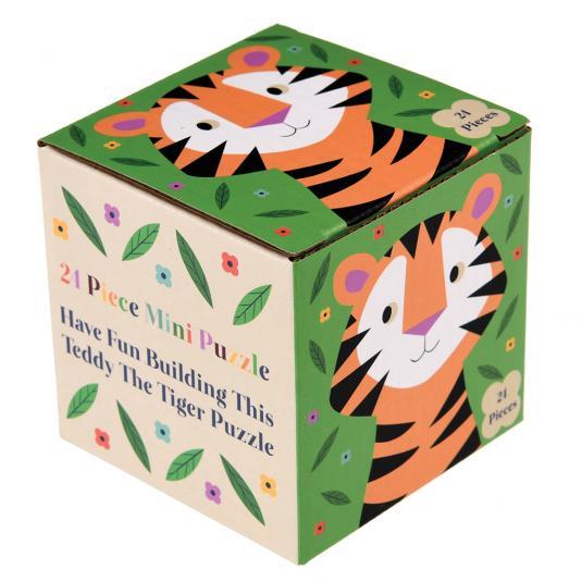 Teddy The Tiger Mini Puzzle