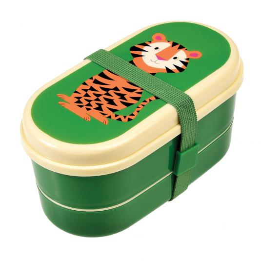 Tiger Bento Box - Colourful Creatures Lunch Box