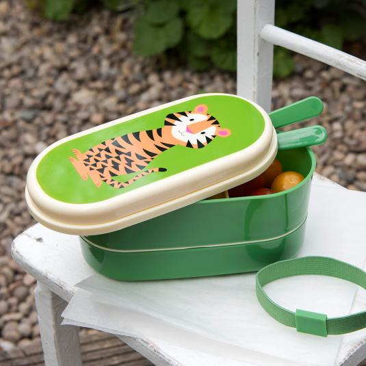 Tiger Bento mini Lunch Box