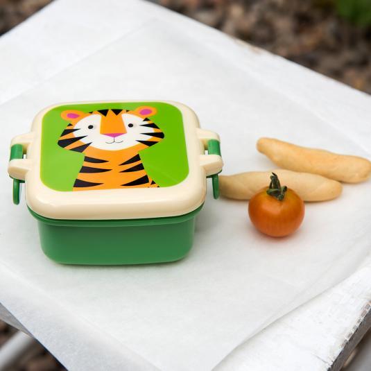 Colourful Creature Tiger Snack Pot