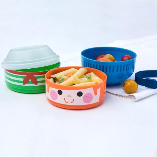 Toby Boy Children's Bento Box