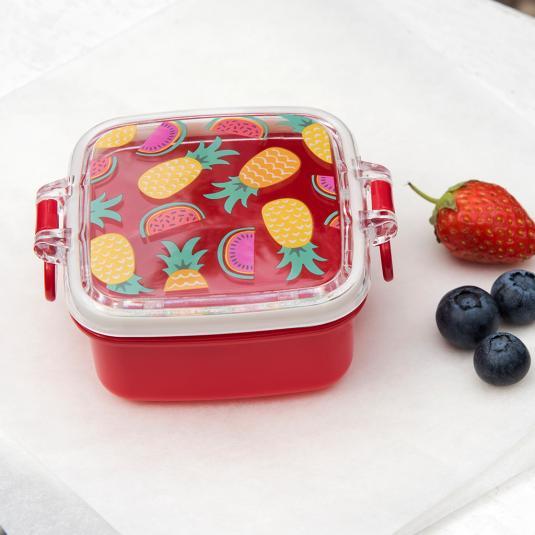 Tropical Fruits Mini Snack Pot