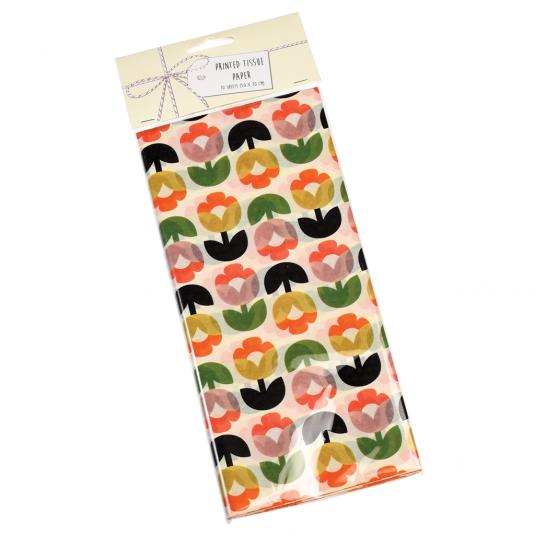 Tulip Bloom Wrapping Tissue Paper