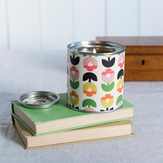 Tulip Bloom Scented Candle