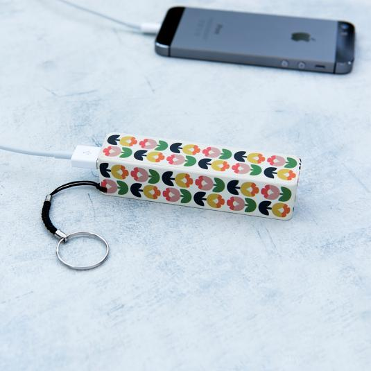 Tulip Bloom Usb Charger