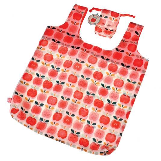 Vintage Apple Foldaway Bag